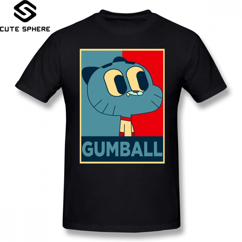 The Amazing World Of Gumball T Shirt The Amazing World Of Gumball 15 Gumball T-Shirt 100 Percent Cotton 5x Tee Shirt Fun Tshirt