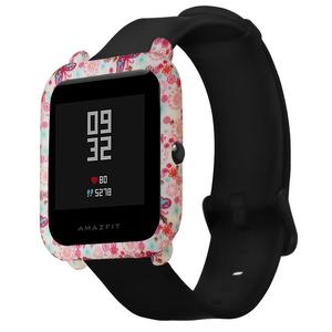 Image 4 - All Inclusive Soft Protective Cover Smooth Anti Break Crack Protection Painted Watches Case For Huami AMAZFIT Youth Edition