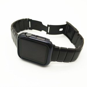 Image 3 - AKGLEADERใหม่ล่าสุดโลหะสแตนเลสสำหรับApple Watch Series 4 3 2 1 IWatchคุณภาพสูงแถบ