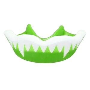 Image 5 - 1 Răng Tấm Bảo Vệ Trẻ Em Trẻ Mouthguard Thể Thao Quyền Anh Bảo Vệ Miệng Răng Nẹp Bảo Vệ Cho Bóng Rổ Bóng Bầu Dục Quyền Anh