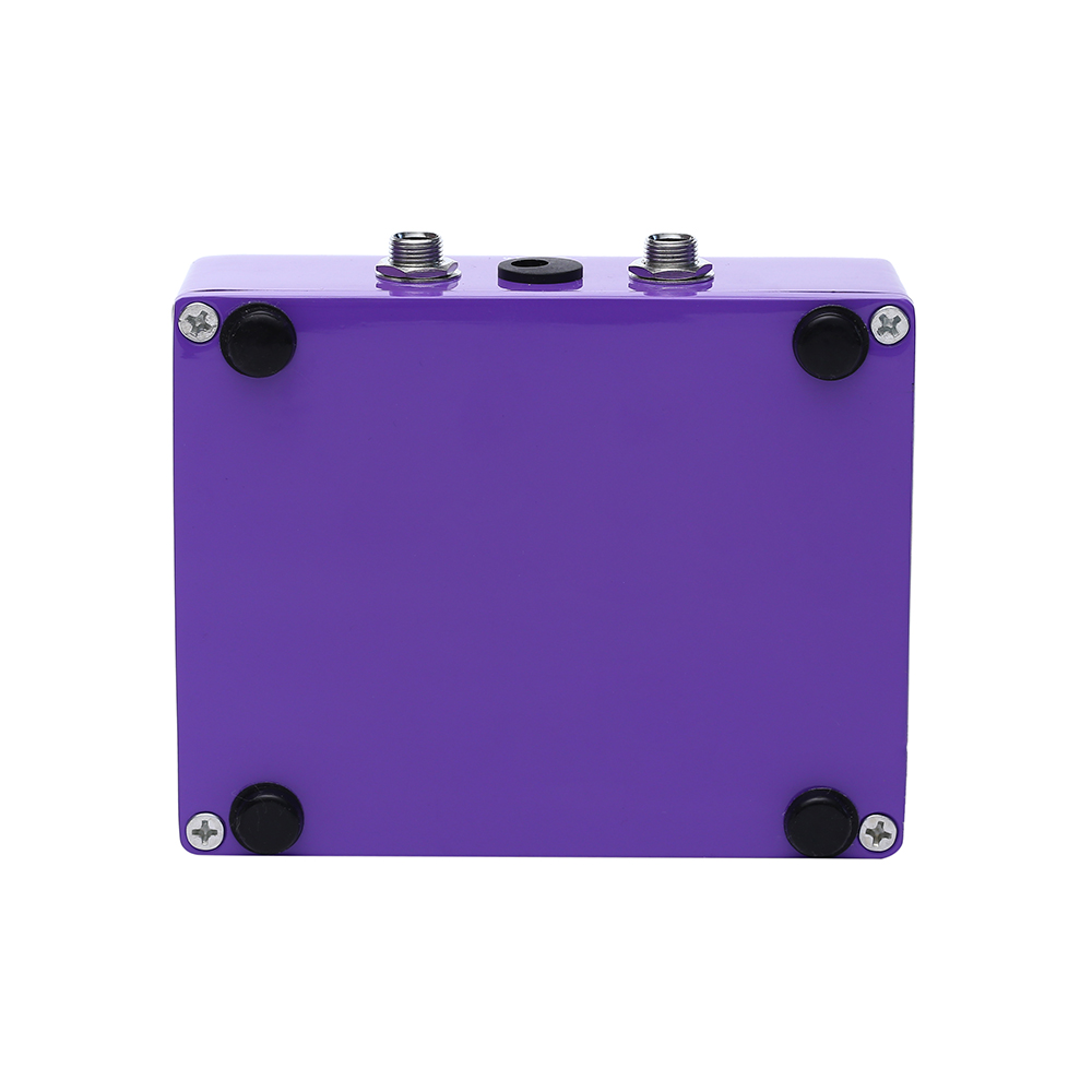 Купить с кэшбэком Purple Color Klon Guitar Effect Pedal Low Noise High Gain Ture Bypass Guitar Pedal From China Suppliers