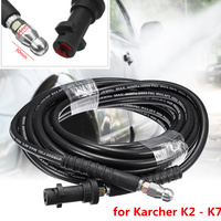 10m High Pressure Water Cleaning Hose for Karcher K2 K7 Car Washer Cleaner Pipe High Pressure Cleaner