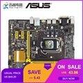 Asus B85M-G placa base de escritorio B85 Socket LGA 1150 i3 i5 i7 E3 DDR3 SATA3 USB3.0 HDMI DVI VGA Micro- ATX