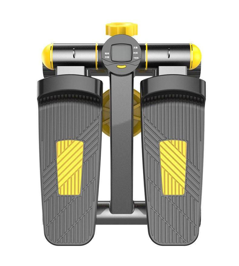 Stepper ménage Mini hydraulique muet alpinisme Stepper multifonctionnel Fitness sport équipement usine vente directe - 5