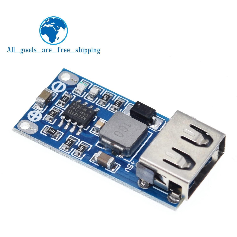 DC-DC 9V 12V 24V à 5V 3A USB module de régulateur de tension abaisseur convertisseur chargeur de téléphone Module dalimentation de voiture