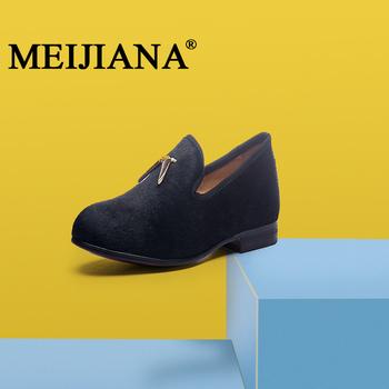 MeiJiaNa męski pasek noże wiszące akcesoria oddychające męskie buty do jazdy samochodem męskie buty lekki z buty w stylu casual tanie i dobre opinie Dla dorosłych Przypadkowi buty Prawdziwej skóry Slip-on Wytrzymałe Oddychająca light Plecionka Świńskiej Wiosna jesień