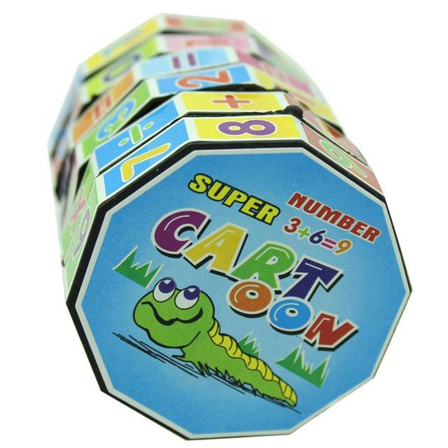 Mathematical Magic Cube