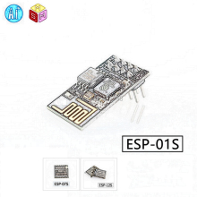 цена на Ai-Thinker AIoT module ESP8266 serial to WiFi wireless transparent transmission ESP-01S/07S/12S Smart home connector