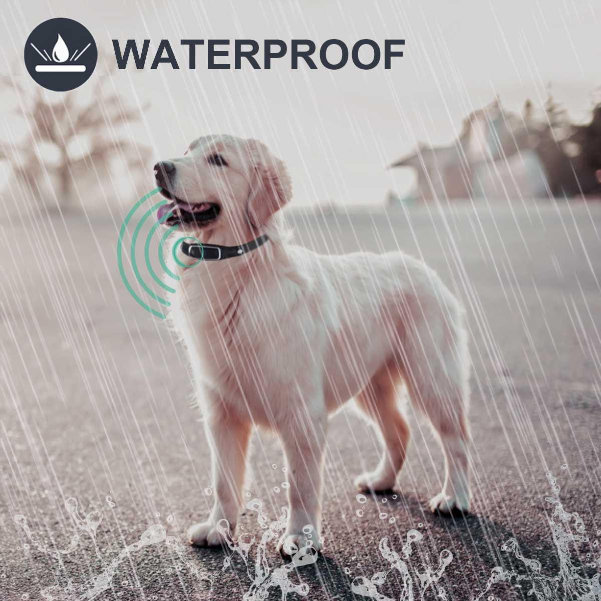 Мини водонепроницаемый ошейник для собак и кошек, идентификационный локатор для домашних животных, gps трекер, GSM устройство слежения, Wi Fi устройство слежения в реальном времени для собак, кошек, устройство слежения - 3