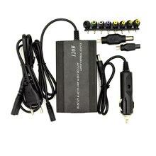 ممتاز 120 واط 12 24 فولت قابل للتعديل موائم مصدر تيار متردد/تيار مستمر محول الطاقة 5 فولت منفذ USB