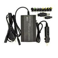 Excellway 120W 12-24V Регулируемый адаптер питания AC/DC адаптер питания 5V USB порт