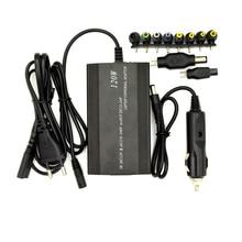 Excellway 120W 12 24V Regolabile Adattatore di Alimentazione AC/DC Adattatore di Alimentazione 5V Porta USB