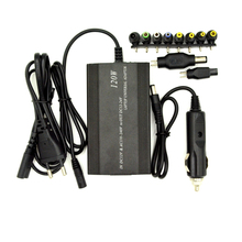 Excellway 120W 12 24V Verstelbare Voeding Adapter Ac/Dc Power Adapter 5V Usb poort
