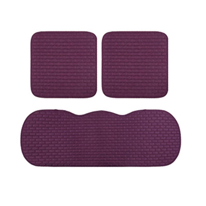 Aliexpress.com : Buy 3Pcs Non Slip Fabrics Car Seat Cover Wear resistant Comfortable Cushion