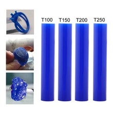 Ring Mold jewellery tools Jewelry Making Carved Sculpture Carving Wax Casting Tube Injection Jewelry Tool for Jeweler Making(China)