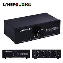 Аудио переключатель 1 вход 3 выхода или входа выход стерео динамиков