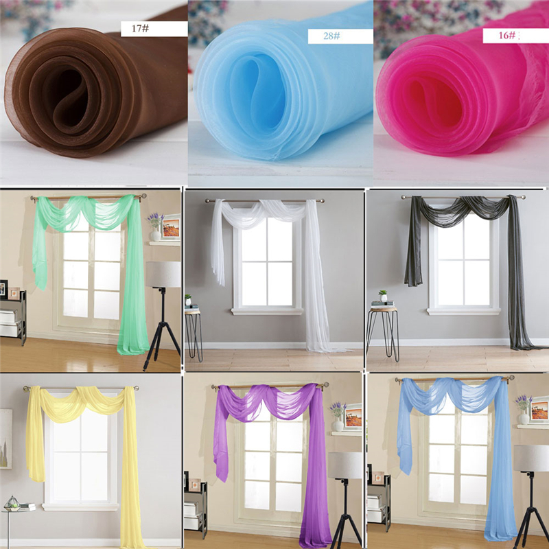 Window Screen New String Curtains