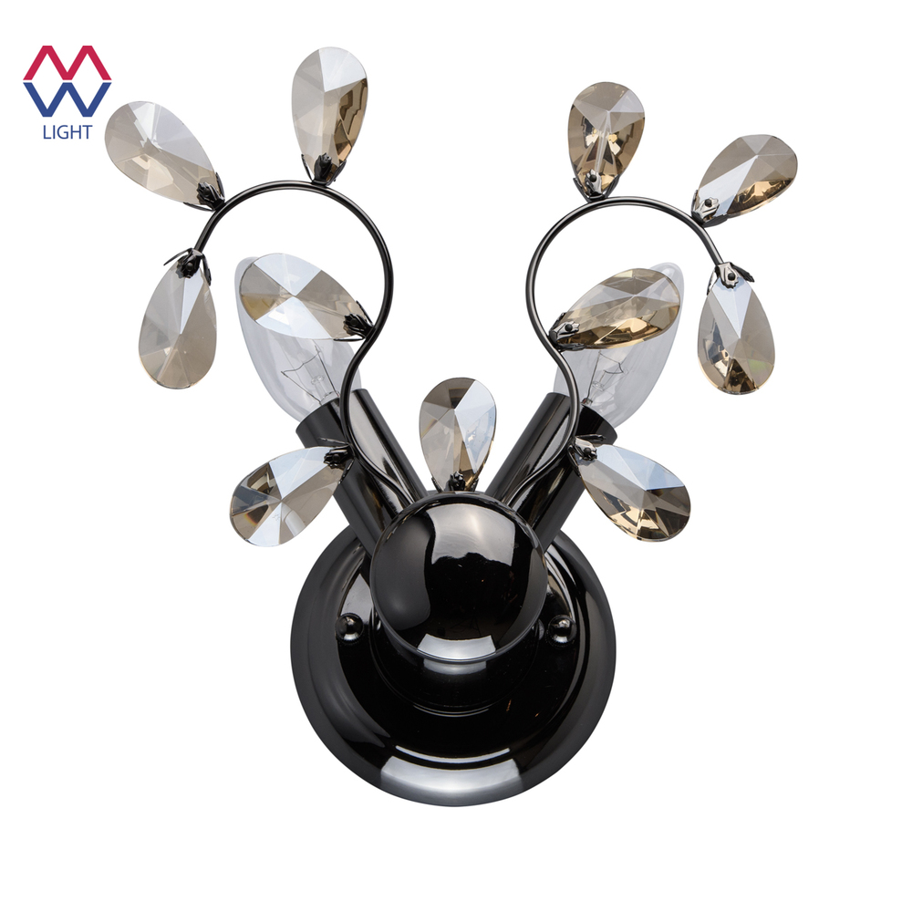 Wall Lamps Mw-light 280021102 lamp Mounted On the Indoor Lighting Lights Chandelier spots цена