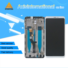 """6.0"""" Original LCD Frame For Meizu Note 8 M822H Axisinternational LCD Screen Display+Touch Digitizer For Meizu Note 8 Frame"""