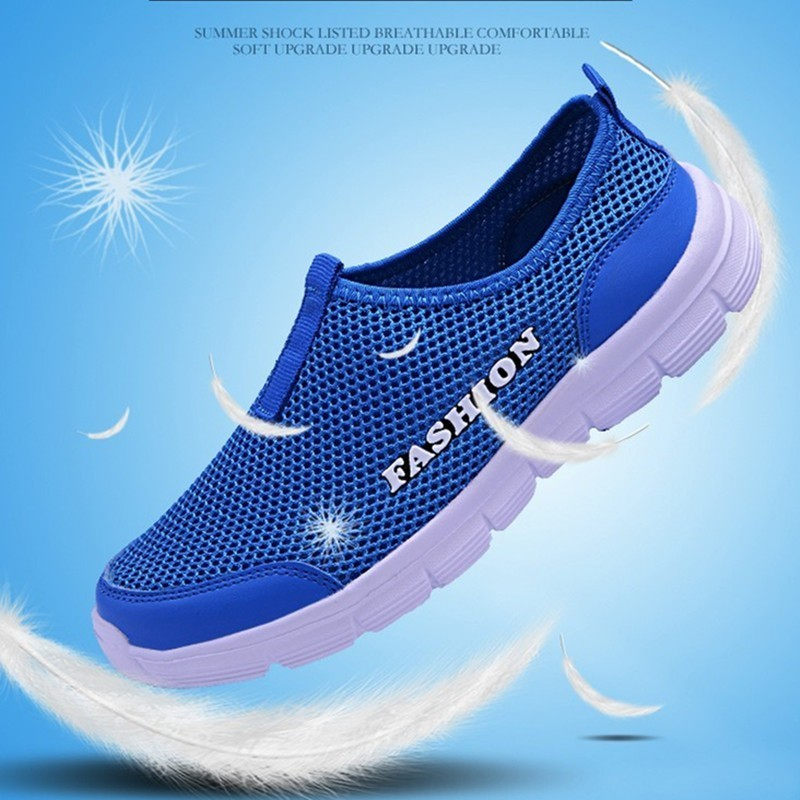 Mesh Casual Shoes men flat Fashion Lightweight Footwear sneakers Zapatos Breathable Loafers Slip-on Male Tenis MasculinoMesh Casual Shoes men flat Fashion Lightweight Footwear sneakers Zapatos Breathable Loafers Slip-on Male Tenis Masculino
