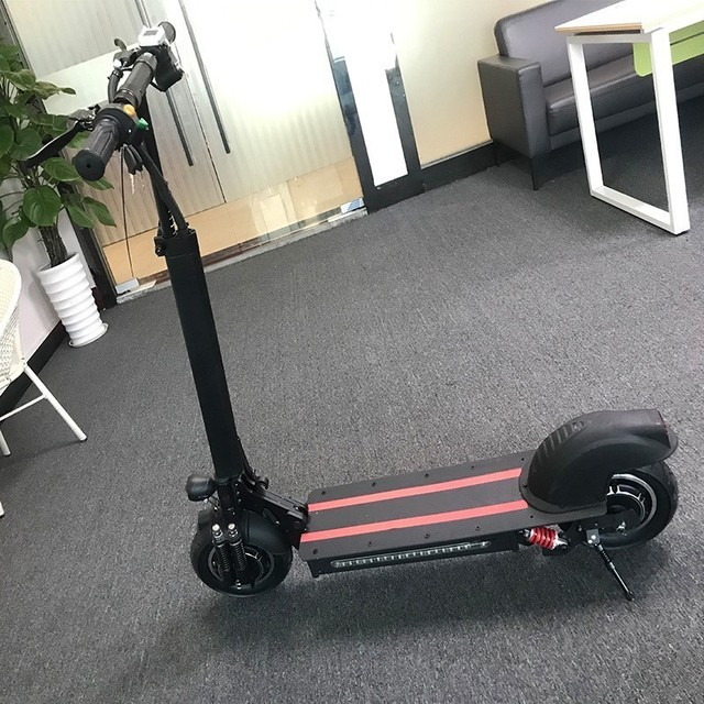 10-inch Off Road Electric Scooter Adult bike 48V new Double motor Style powerful Foldable e-bike 3