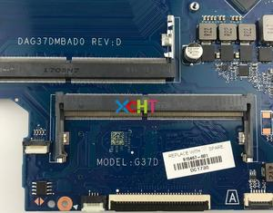 Image 3 - 915467 601 915467 001 w 1050/4GB GPU i7 7700HQ CPU DAG37DMBAD0 for HP Notebook 17 ab 17 W 17T W200 17T AB200 Motherboard Tested