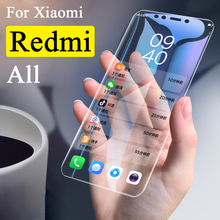 10pcs/lot wholesale screen protector for xiaomi redmi note4X 4A 5 5pro 6 6pro 9H 2.5D 4X 5A 6A Redmi5plus redmi6pro