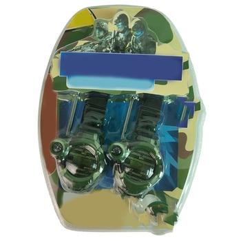 Camouflage Hot Way Radio Walkie Talkie Kids Child Spy Wrist Watch Gadget Toys Outdoor Interphone Toy Gift For Chirlden 6