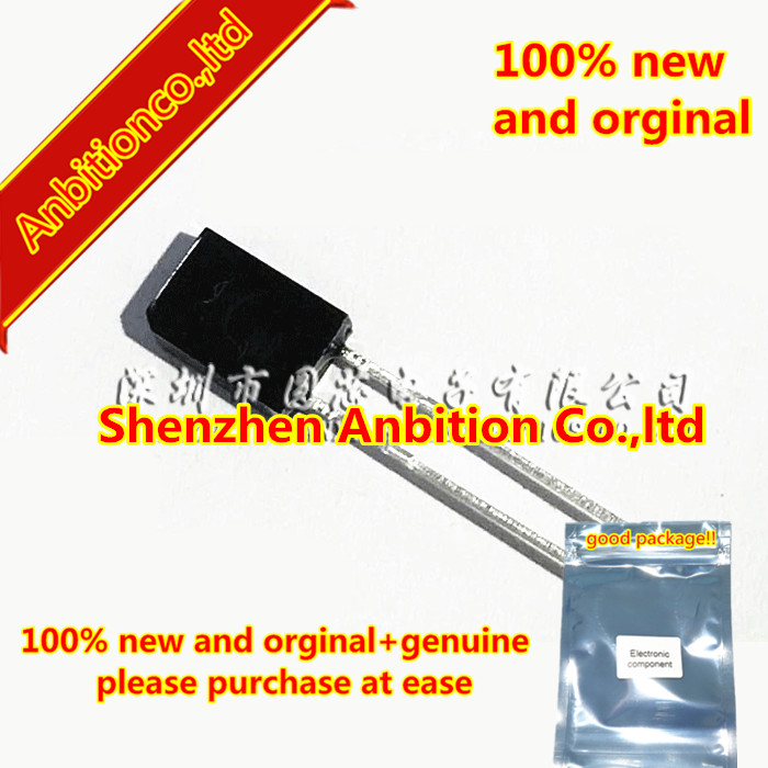 10pcs 100% New And Orginal Side Photodiode PD638B The Wavelength Of Infrared Receiving Tube Is 940 Nm In Stock
