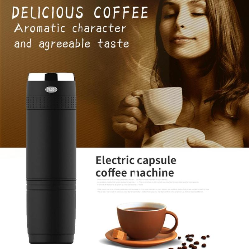 240ML electric USB coffee mixer Automatic Coffee Machine Portable Espresso Coffee Maker Capsule insulated coffee filter cup240ML electric USB coffee mixer Automatic Coffee Machine Portable Espresso Coffee Maker Capsule insulated coffee filter cup