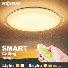 Звездное светодио дный небо светодиодный потолочный светильник 25 Вт заподлицо потолочный светильник для детской комнаты потолочные светильники с дистанционным управлением светодио дный светодиодное освещение Fixtu