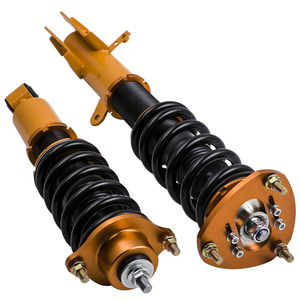 Image 4 - 24 Step Adjustable Damper Coilovers  Suspension for Jeep Compass 2007 2010 for Jeep Patriot (MK) FWD Absorber Adjustable Height