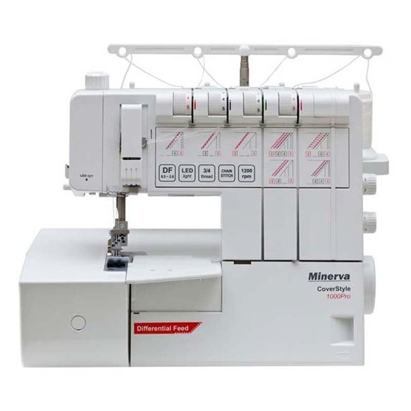 Sewing machine Minerva CS1000Pro sewing machine minerva m832b