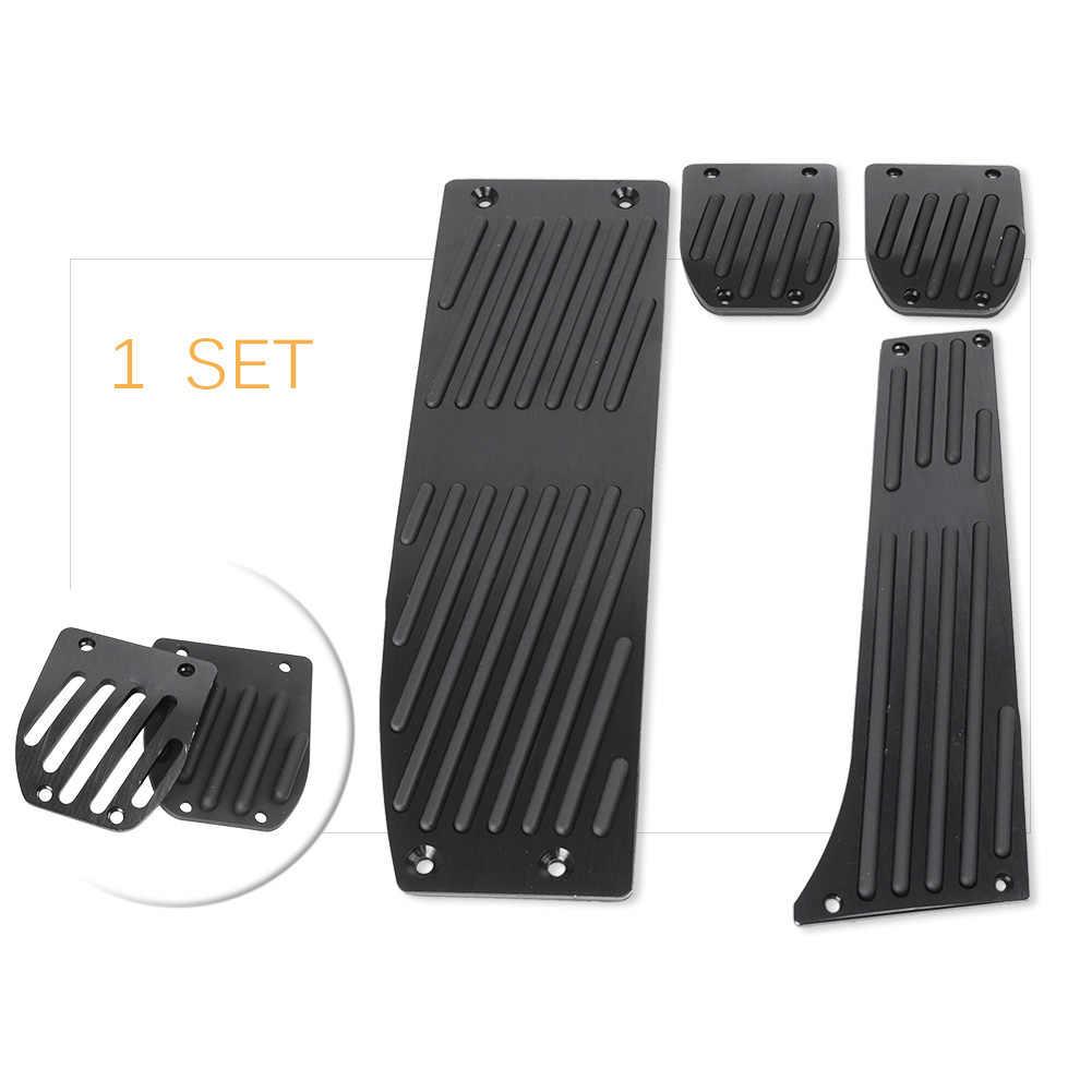 KKmoon AT Foot Rest Pedals Set for BMW E30 E36 E46 E87 E90 E91 E92 ...