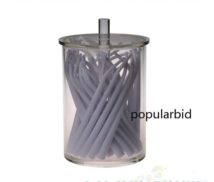 1PC Dental Acrylic Organizer Holder Case for Aspirator Suction Tips Nozzles sale