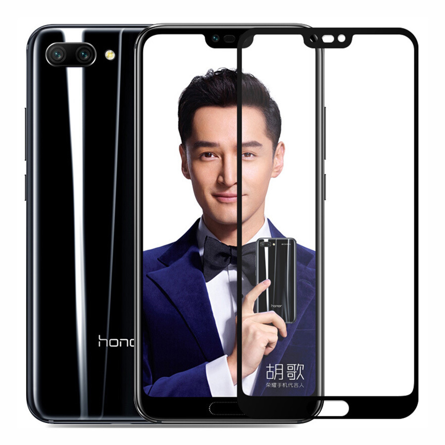 <font><b>3D</b></font> For Huawei <font><b>Honor</b></font> 10 <font><b>9</b></font> Screen Protector For Huawei P20 LIte 2018 Tempered <font><b>Glass</b></font> For P20 Pro <font><b>Protective</b></font> Film For Huawei Mate10 image