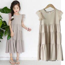 08a70ac9e5f30 Popular Baby Girl Maxi Dress Long Sleeve-Buy Cheap Baby Girl Maxi ...