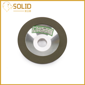 """4"""" Diamond Grinding Wheel Cup Cutting Disc For Milling Cutter Tool Sharpener Grinder Accessory 100x20x10x3mm 100x20x15x3mm 1Pc(China)"""
