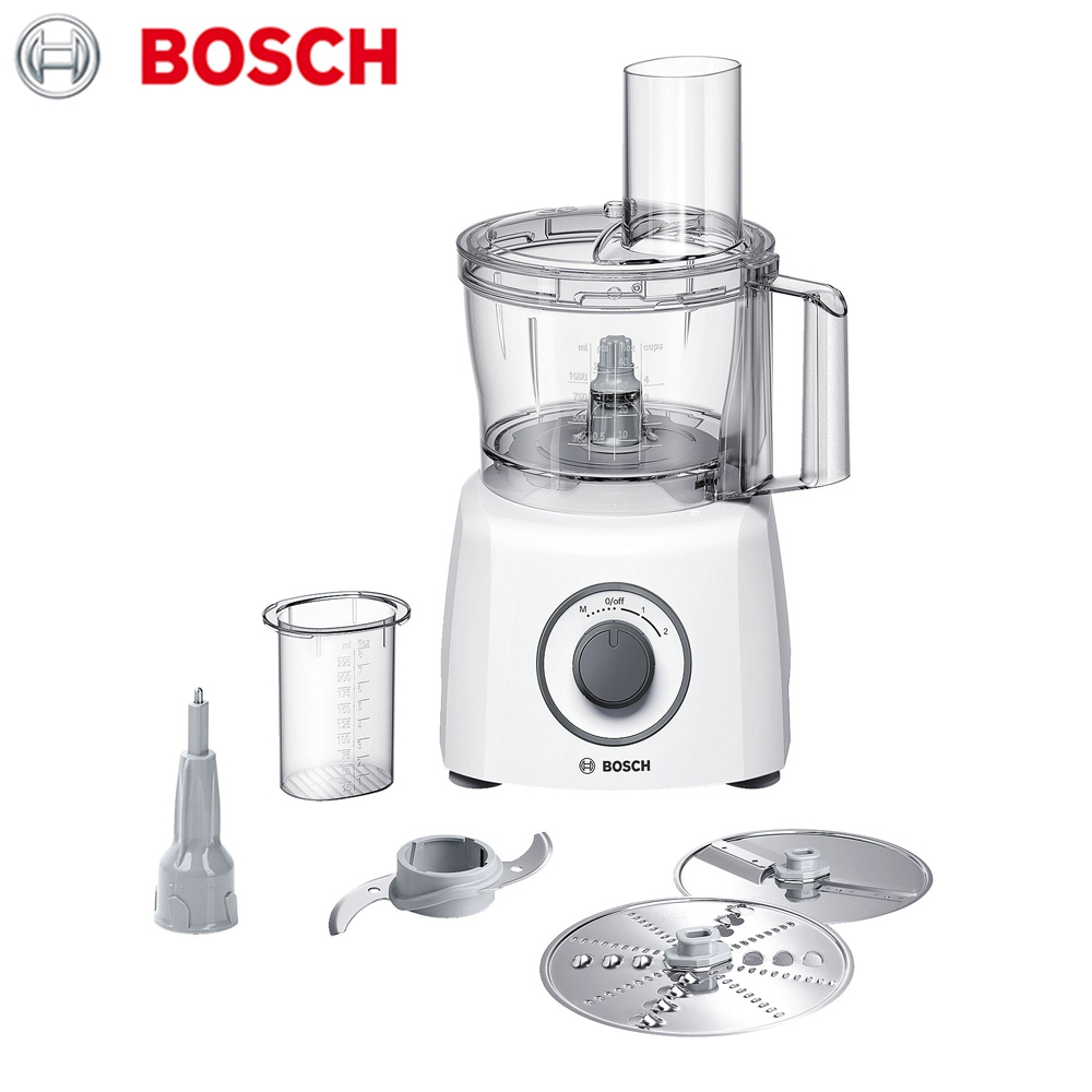 Фото - Food Processors Bosch MCM3110W home kitchen appliances machine tools automatic cooking assistant stainless steel spiral coil reverse screw knife pendulum kitchen cooking tools