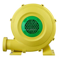 High quality 580 750W Small dust exhaust electric blower Inflatable model centrifugal blower air blower pump 220/110V