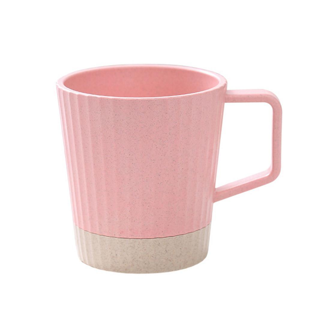 Coffee Water Cup Light Mug Tea Pink Round Mug Gift Blue Patchwork blue Office Home Cup Green New cup