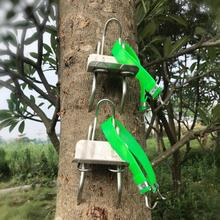 New Tree Climbing Safe Tool Pole Spikes For Hunting Observation Picking Fruit 304 Stainless Steel Shoes