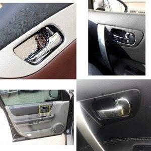 Image 5 - NS Modify Car Interior Door Handle For Qashqai 07 13 Inner Left Right Rear / Front Door Handle For Nissan Qashqai 80670 JD00E