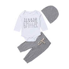 eb24ed507 Buy set of clothes for brothers and get free shipping on AliExpress.com