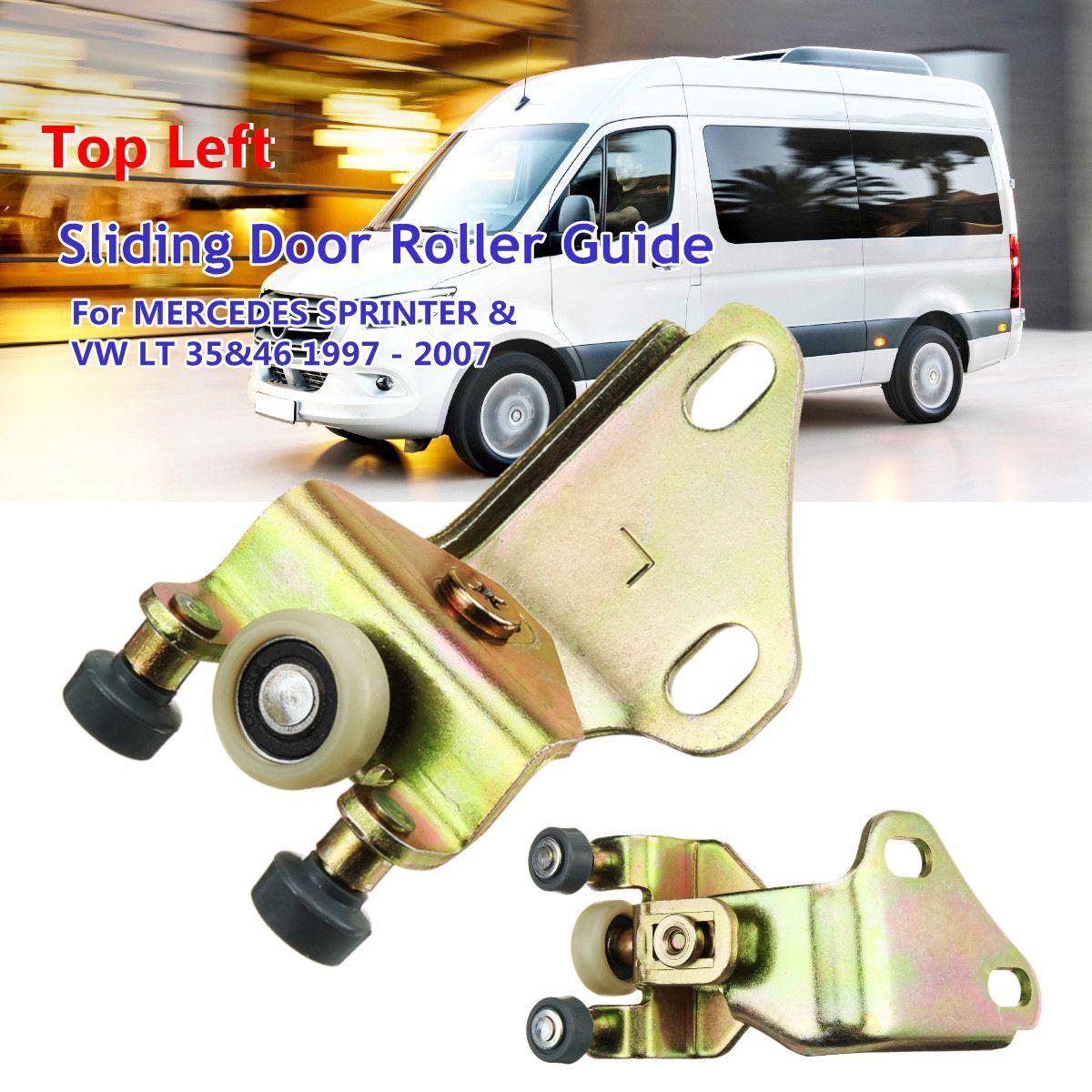 Sliding Door Wheels Guide Center Right for VW Lt New 2d1 843 336 D