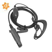 Wasserdicht Headset Ohrhörer Kopfhörer Mikrofon für Baofeng BF 9700 BF A58-in Zigarettenanzünder aus Kraftfahrzeuge und Motorräder bei