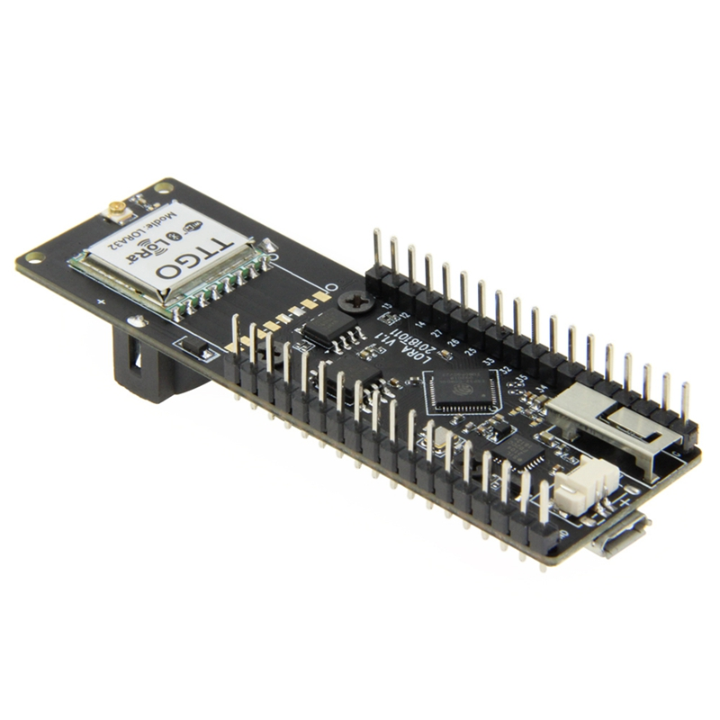 Image 3 - Ttgo T Fox 20Db Lora32 V1.1 868Mhz Esp32 Lora Oled 0.96 Inch Bluetooth Wifi Wireless Module Esp 32 868Mhz 40MHz crystal oscillat-in Circuits from Consumer Electronics