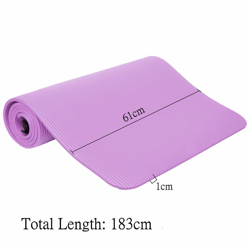 Gym Soft Pilates Mats Foldable for Body Building Fitness Exercises Equipment 5