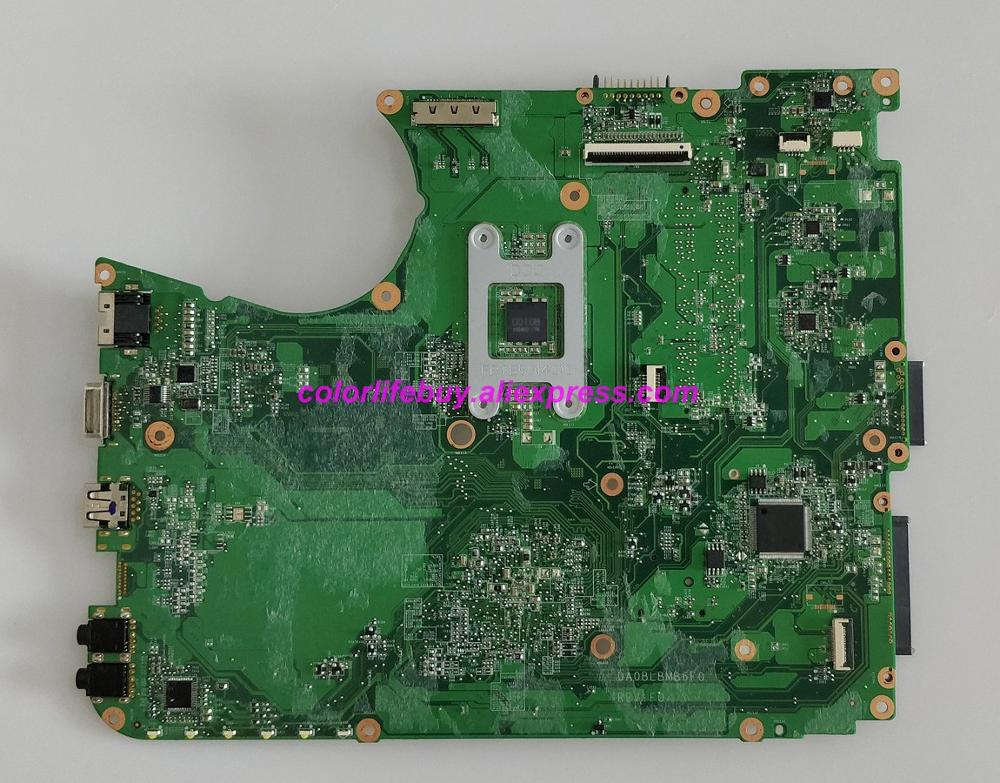 Image 2 - Genuine A000080800 DA0BLBMB6F0 HM65 DDR3 Laptop Motherboard Mainboard for Toshiba Satellite L750 L755 Notebook PC-in Laptop Motherboard from Computer & Office