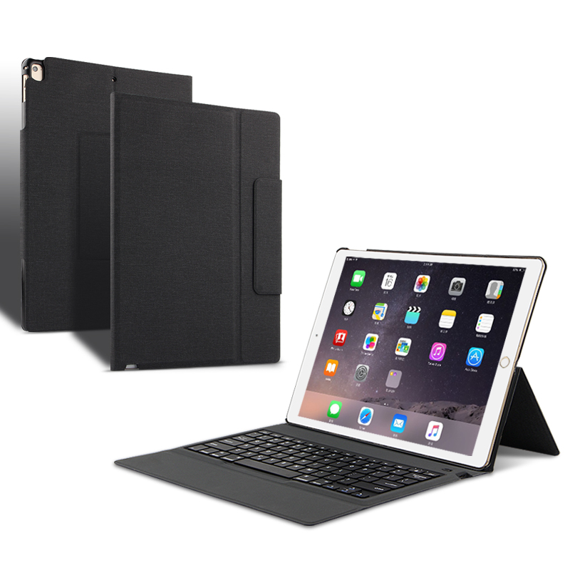 Case For iPad Pro 12.9 2015 Edition Wireless Bluetooth Keyboard Protective Cover For iPad pro12.9 ipad 12.9 A1584 A1652 Tablet Case For iPad Pro 12.9 2015 Edition Wireless Bluetooth Keyboard Protective Cover For iPad pro12.9 ipad 12.9 A1584 A1652 Tablet